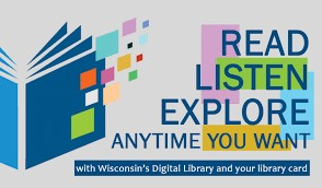 Wisconsin Digital Library Card