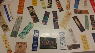 Image of bookmarks