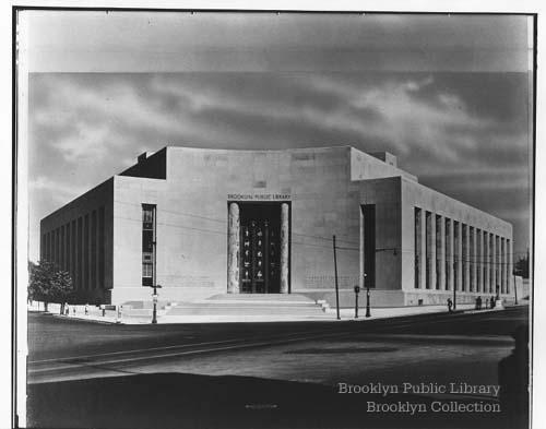 Brooklyn Public Library - Grand Army branch