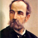 Portrait of Eugenio Maria de Hostos