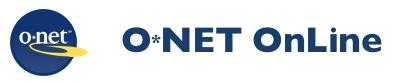 O*NET logo