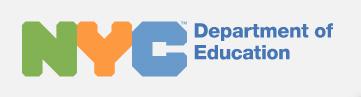 NYC Dept of Education logo
