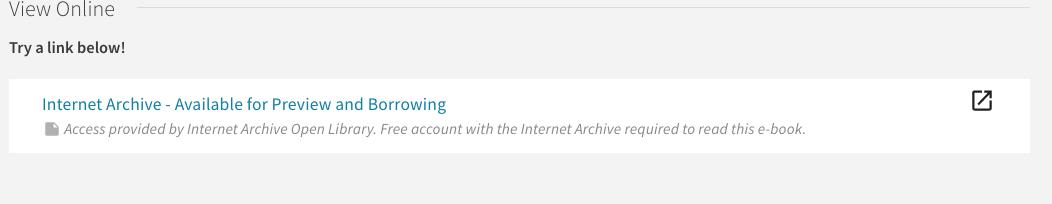 Internet Archive link