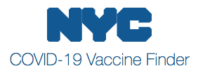 NYC COVID-19 Vaccine Finder logo