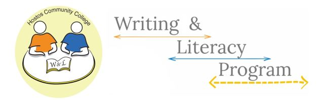 hostos writing center logo