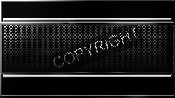 copyright inside a stereo