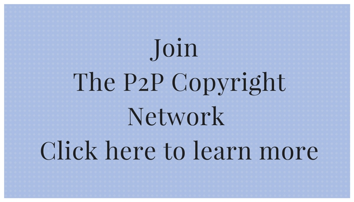 Join the P2P Copyright Network: Click here to learn more