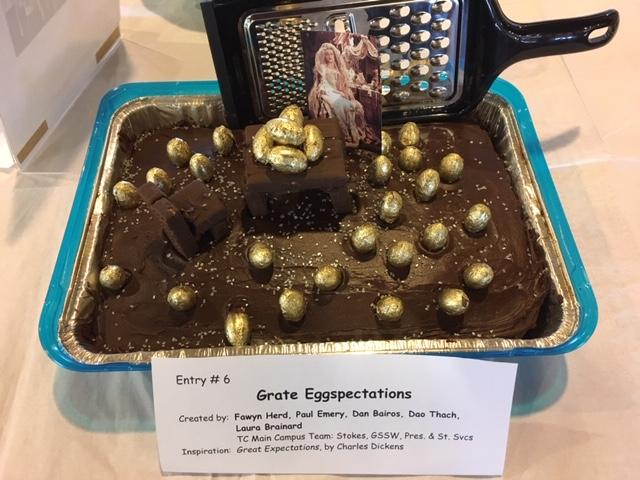 Grate Eggspectations