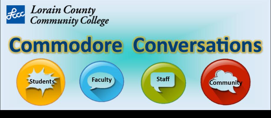 Commodore Conversations logo