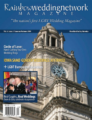 RainbowWeddingNetwork Magazine; Vol. 4, Iss. 2,  (Jul 1, 2009):