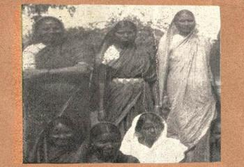 American Women Missionaries in India, 1910-1953