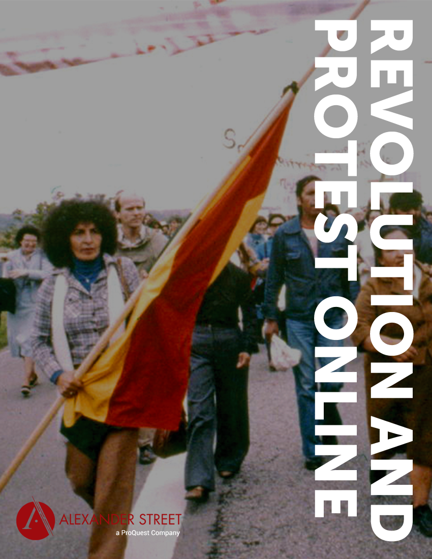 Revolution and Protect brochure cover
