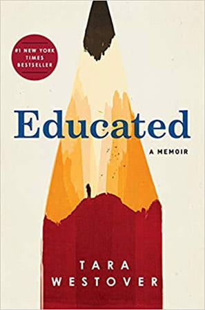 Cover image for the book Educated