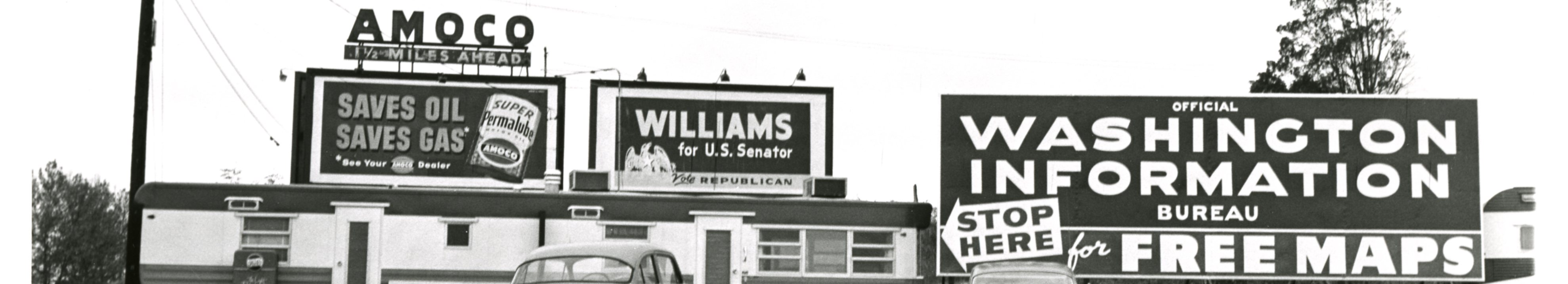 Senator John J Williams campaign