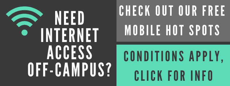 need internet access off-campus? click for ino