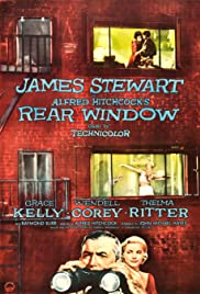 Rear Window movie poster image
