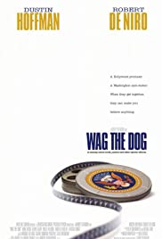 Wag the Dog movie poster image