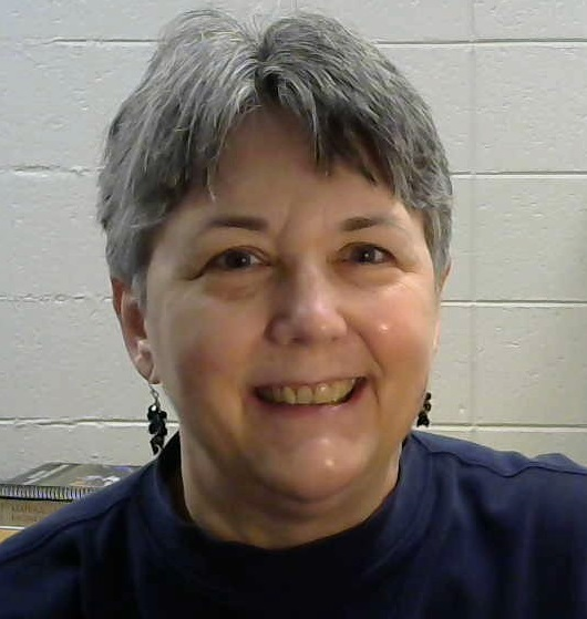 Image of Jan Daniel, Technical Services librarian