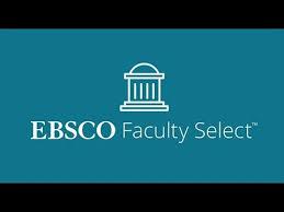 EBSCO Faculty Select