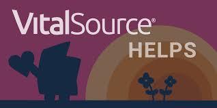 VitalSource Helps