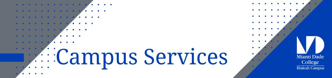 Campus Services
