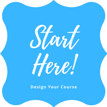 Start here with the new course checklist