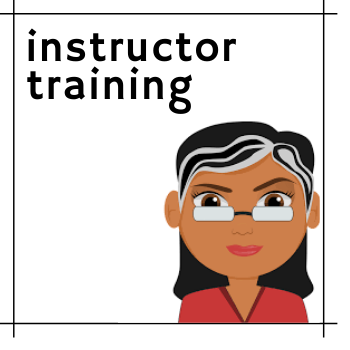 Instructor training linked graphic
