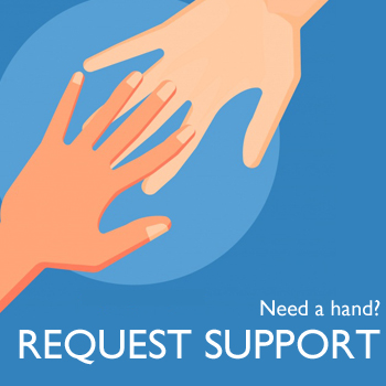 Request support or contact the team.