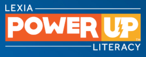 Lexia Power Up Literacy Logo