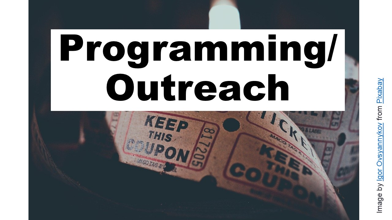 Programming Outreach Page