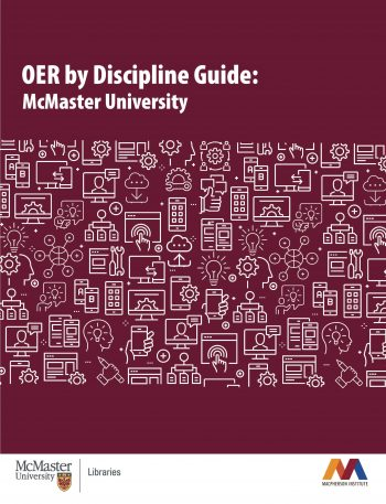 Cover of the book OER by Discipline Guide