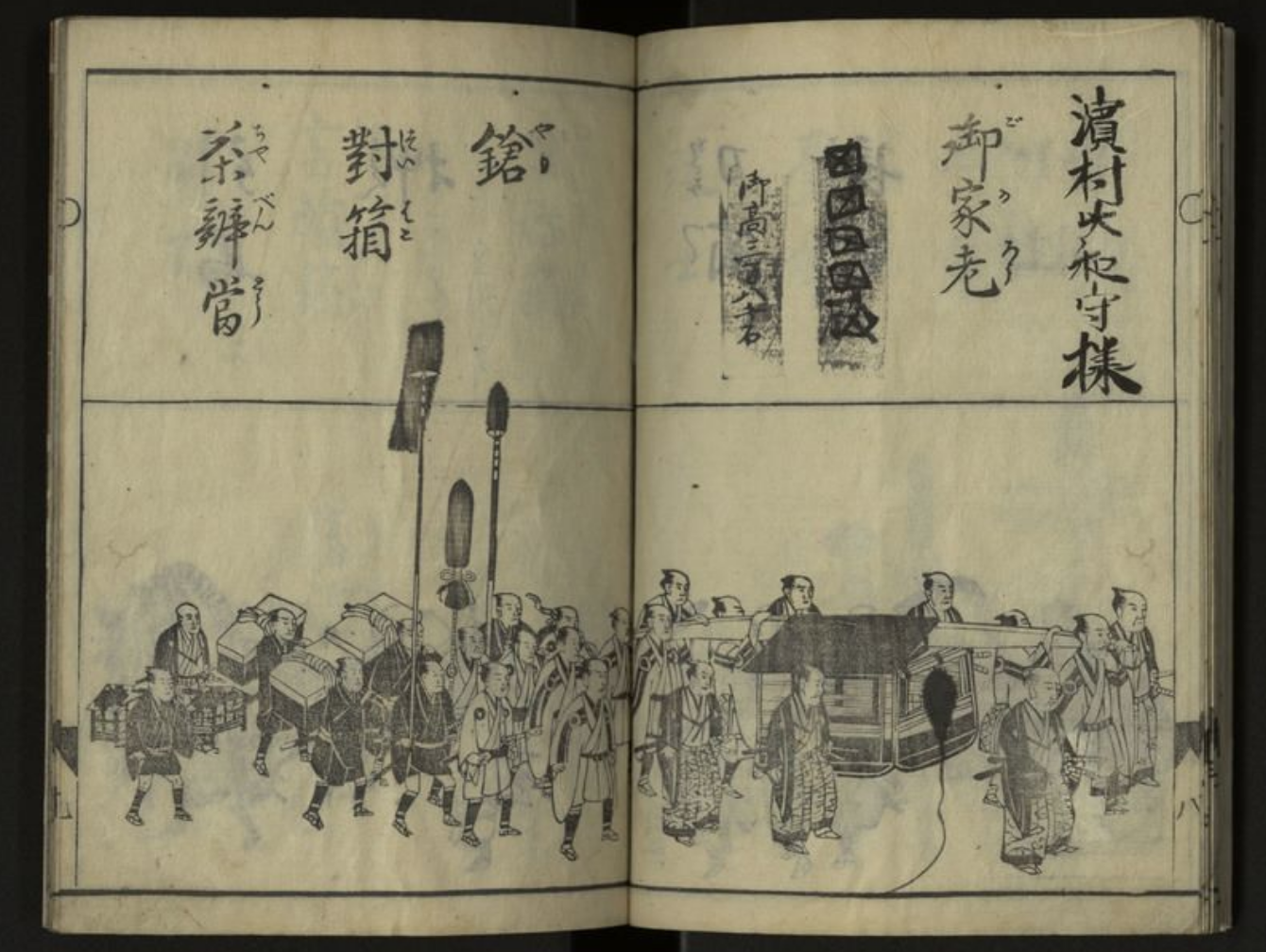 HW448 Image from A Record of A Ryukyuan Procession