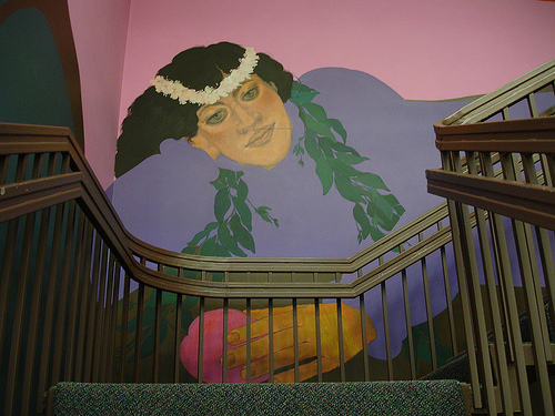 photo library mural