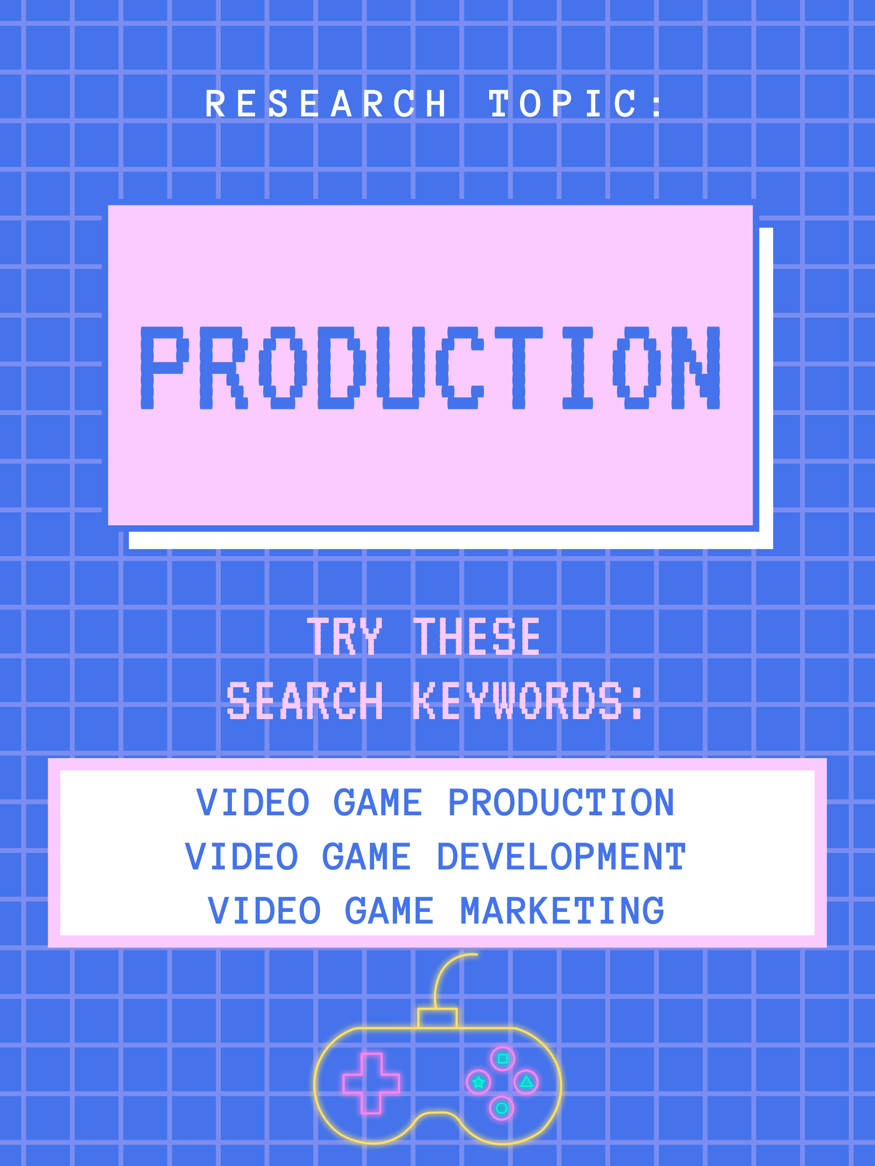 Video Game Production