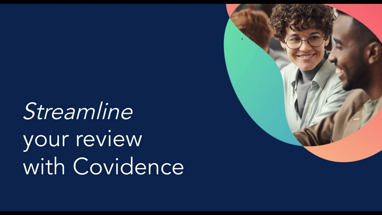 Covidence Webinar