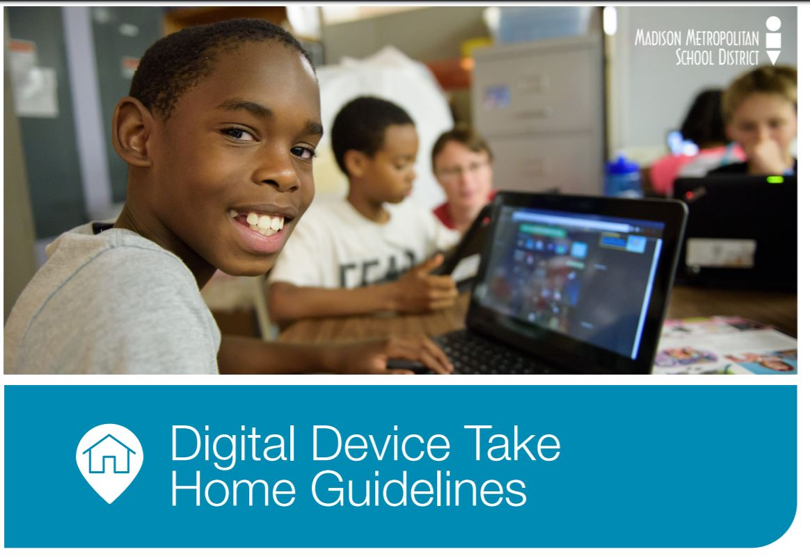 Digital Device Take Home Agreement