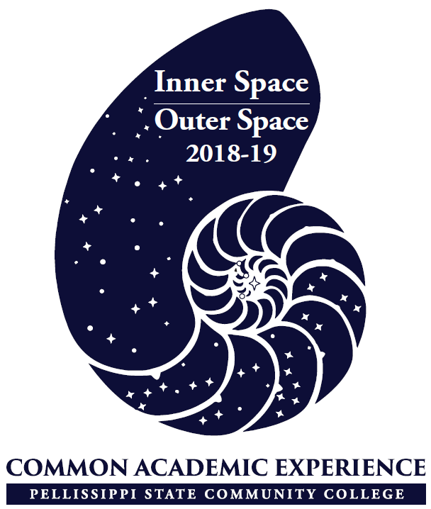 CAE Logo for 2018-19 Inner Space Outer Space