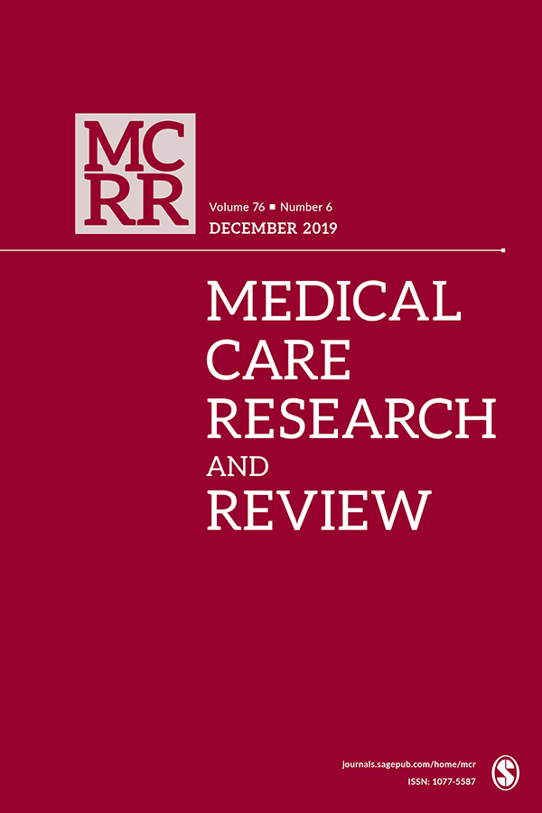 Medical care research and review