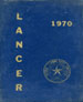 1970 Lancer Yearbook Cover Art