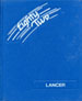 1982 Lancer Yearbook Cover Art