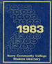 1983 Lancer Yearbook Cover Art