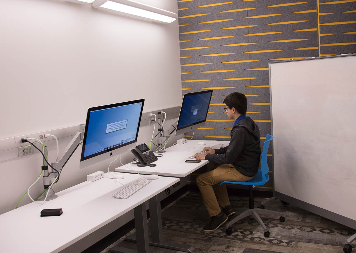 iMacs in the Usability Lab