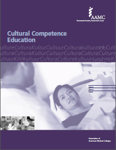 Cultural Competence Education report cover