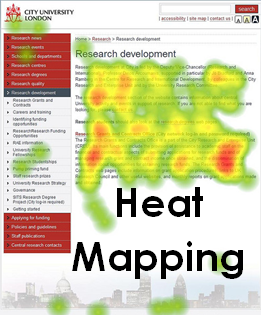 heat mapping