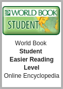 World Book Student - Online Encyclopedia - Easier Reading