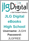 Junior Library Guild Digital - High School Collection
