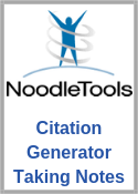 NoodleTools Citation Generator