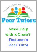 EGHS Peer Tutoring