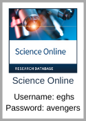 Science Online Reference Database