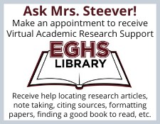 East Greenwich High School Virtual Academic Research Support